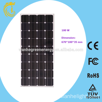 Flexible Photovoltaic  High Voltage Solar Panel
